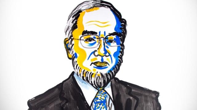 这个白胡子的日本科学家凭啥获诺奖