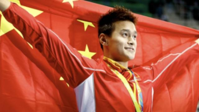 孙杨回看奥运赛况:原来我还蛮拼的