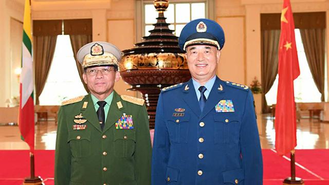 中缅两军强调一共识:确保边境稳定