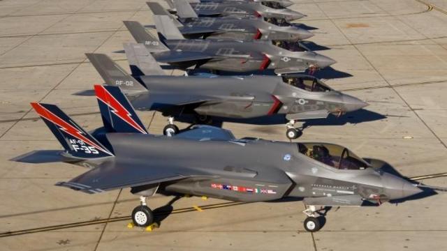 F-35又双叒叕停飞了