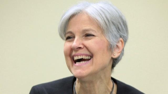 """美国绿党总统候选人被""""通缉"""""""