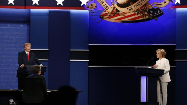 特朗普:接不接受大选结果?看情况