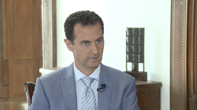 叙总统:阿勒颇男孩照片是骗局