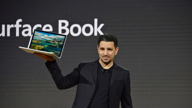 微软SurfaceBook i7