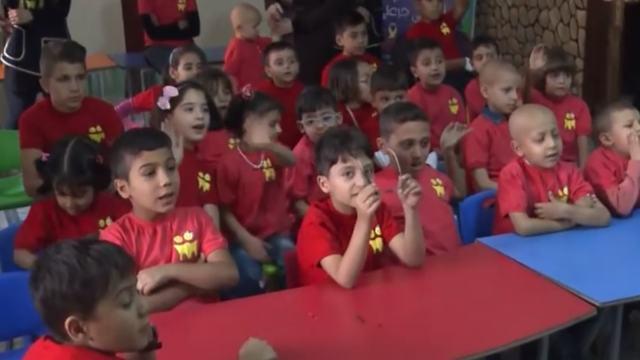 无药可用!绝境中的叙利亚患癌儿童