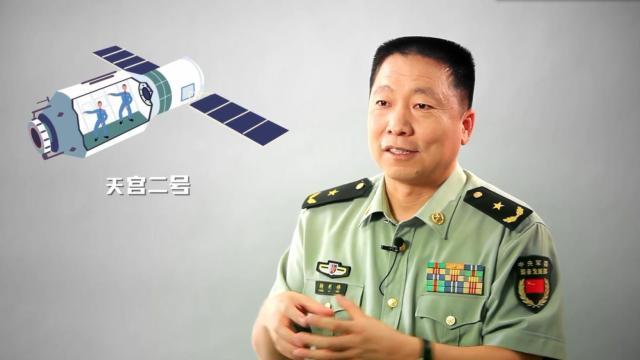 杨利伟:现在航天员的生活可比我好