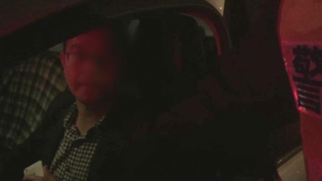 """酒驾被查,连说""""我晓得""""就是不下车"""