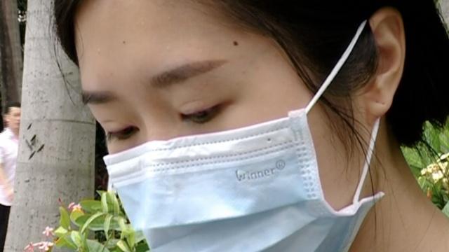 女学生割双眼皮后,称4年无法闭眼
