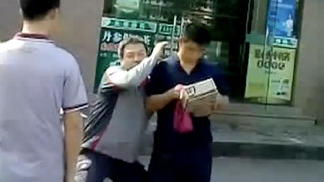民警扮快递员抓获四起抢劫案嫌犯
