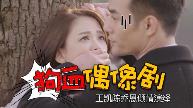 陈乔恩和王凯接这部剧是怎么想的捏