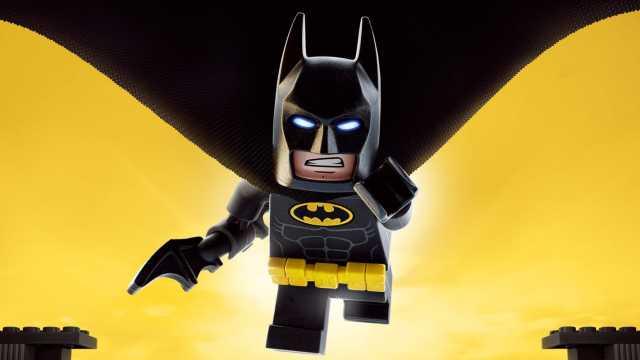 乐高版蝙蝠侠来了,有点腹黑有点萌