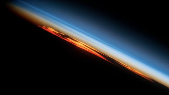 上帝视角:2016年地球最美16个瞬间