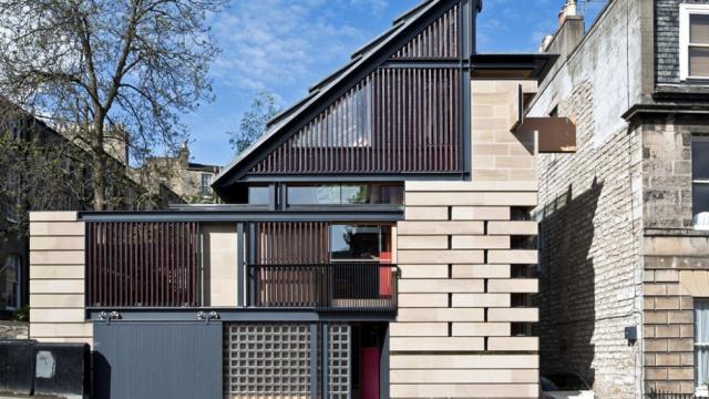 英国年度房屋设计:这小屋机关重重