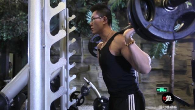教练支招男性如何锻炼强壮的腿部