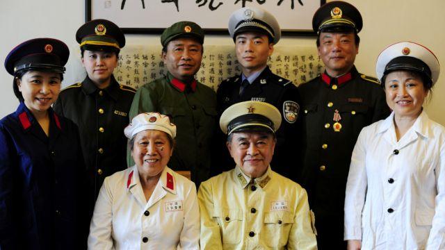 中国家庭影像丨我们三代是警察