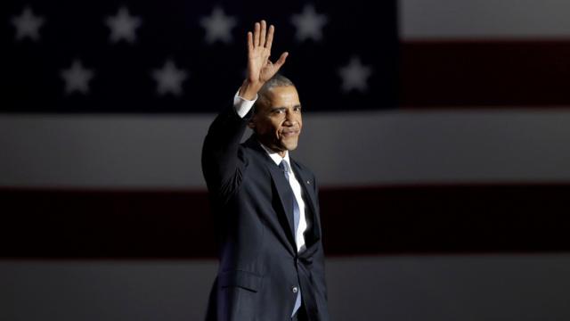 60秒看奥巴马8年成绩单:债务翻了倍