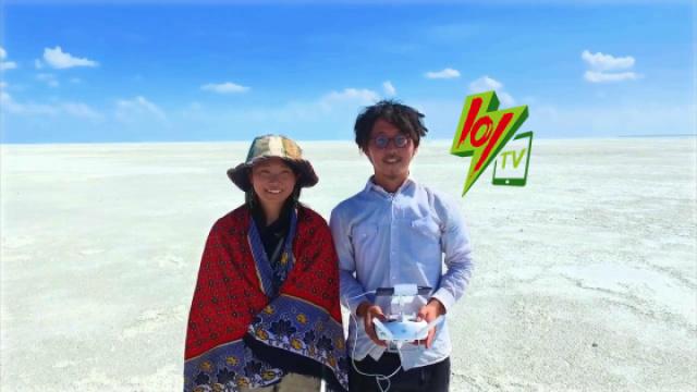 400天航拍48个国家,环球蜜月旅行
