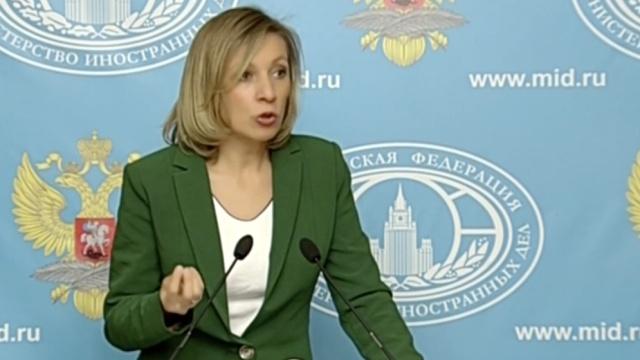 俄发言人调侃CNN:被川普挤兑了?