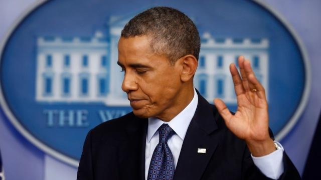 奥巴马最后一次每周演讲:感谢你们