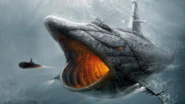 潜艇是海军弱国的唯一出路?