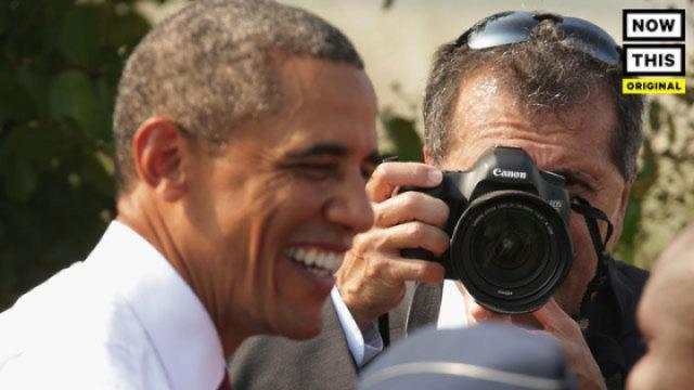 专访奥巴马白宫首席摄影师