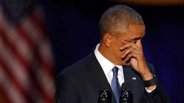 最后7天,美国总统奥巴马做了这些