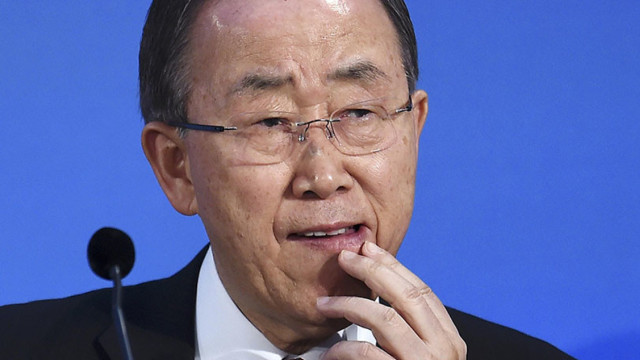 美国要求韩国逮捕潘基文弟弟:涉贿