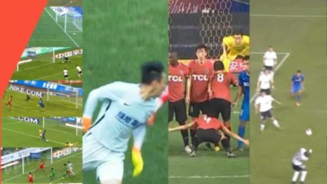 看中国足球最尴尬的那些时刻!