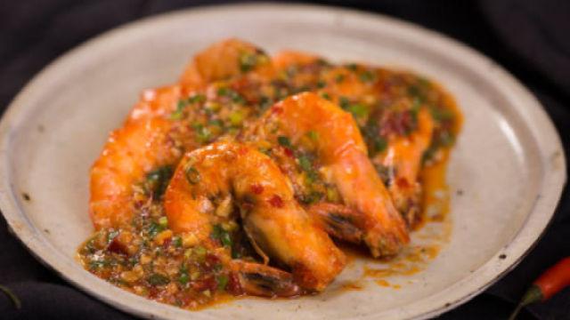 烧大虾,上海人这个方法好!