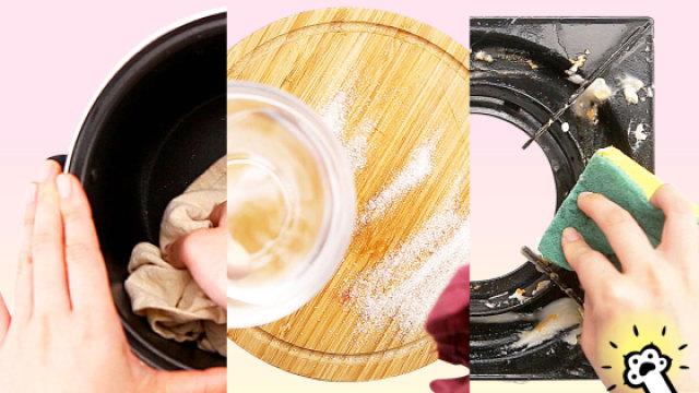 御用管家教你5招清洁你的厨房