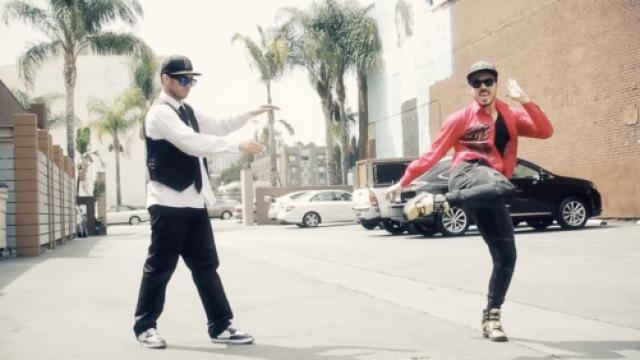 迈克尔杰克逊也跳机械舞?