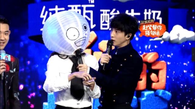 这是一段假魔术表演薛之谦拼命救场