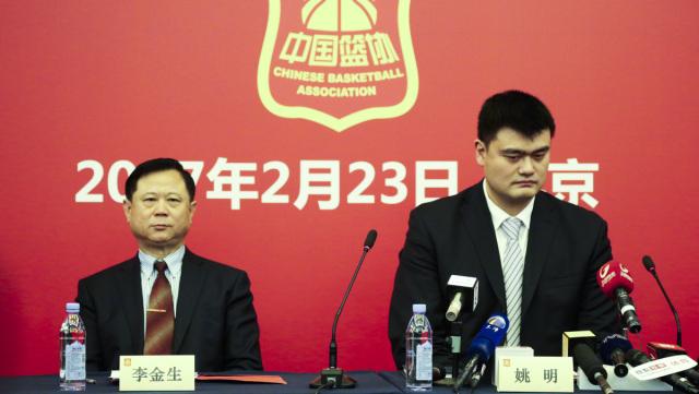 连线杨毅:从未说过姚明改革案被否