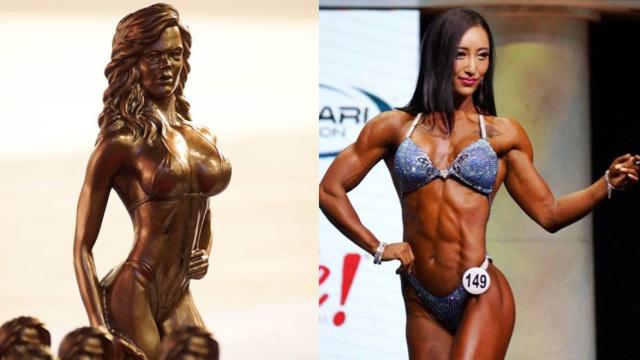 中国健美首个世界冠军教你健身窍门