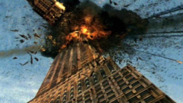 911之前美国还发生过类似撞击事件