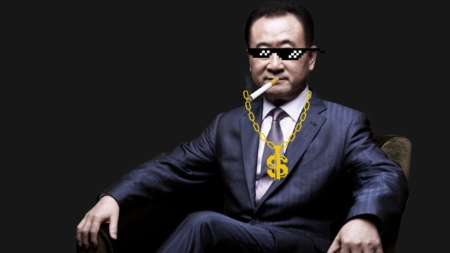 中国首富王健林是怎么炼成的