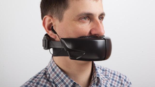 首款语音面具!没人知道你在打电话