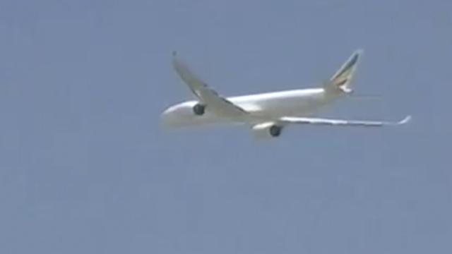 驻巴领馆:埃航风波系乘客突发疾病