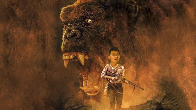 《金刚:骷髅岛》刺激的爆米花电影