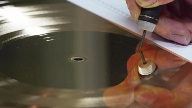 一张黑胶唱片是如何诞生的?