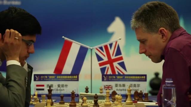 棋人,谁与争锋