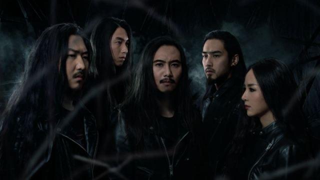 锋伙 激流重金属乐——裂缝乐队