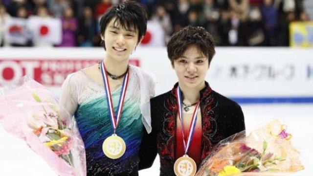 日本这俩花滑选手,不得不说的故事