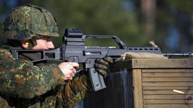 德国军工的真实水平