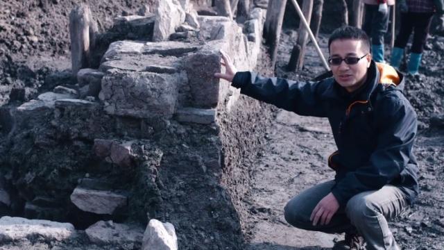 原来真实的考古现场是这样的