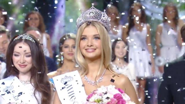 俄罗斯小姐冠军:曾学中文想来中国
