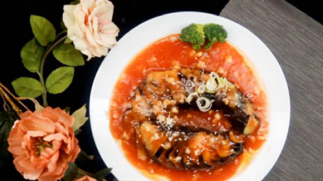 茄子的家常做法,味道超级好吃!