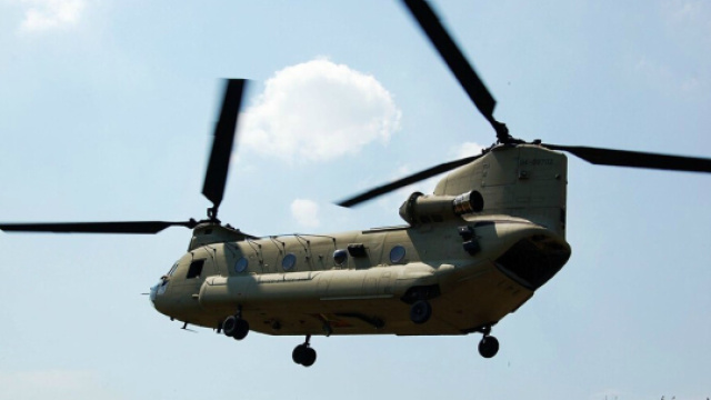 被塔利班击落的美军超级运输机!