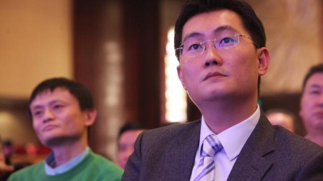 马化腾跑到杭州办峰会,马云没来