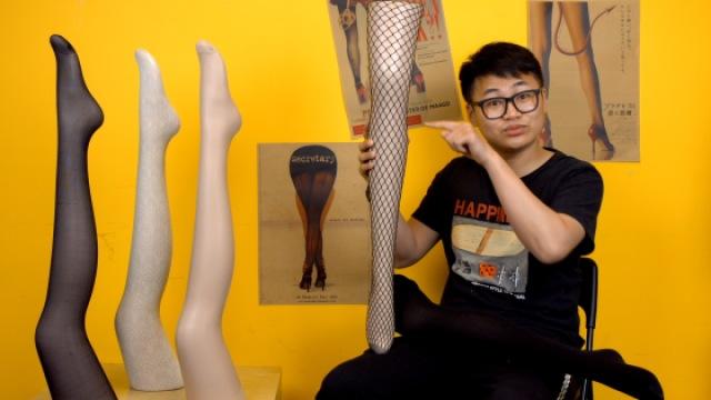 直男丝袜初体验,哪款是心中最爱?